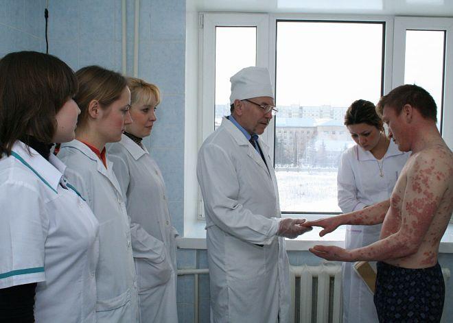 прохождение медкомиссии при псориазе