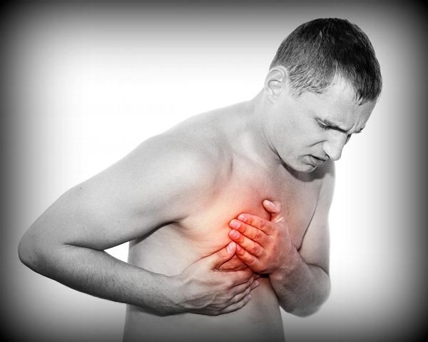 У мужчины асттма
