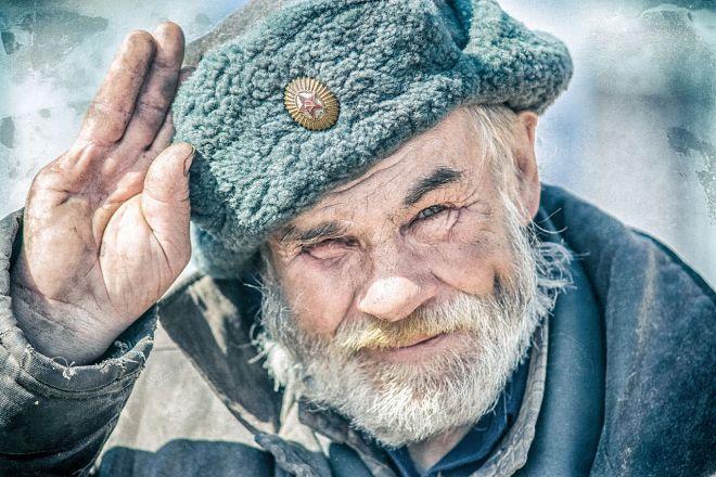 Старый солдат