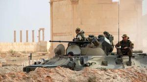 Военная служба по контракту в Сирии