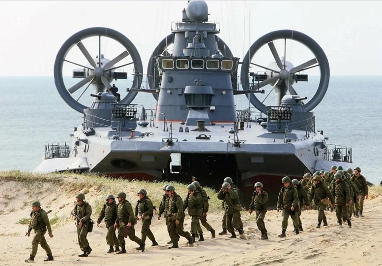 Береговые войска