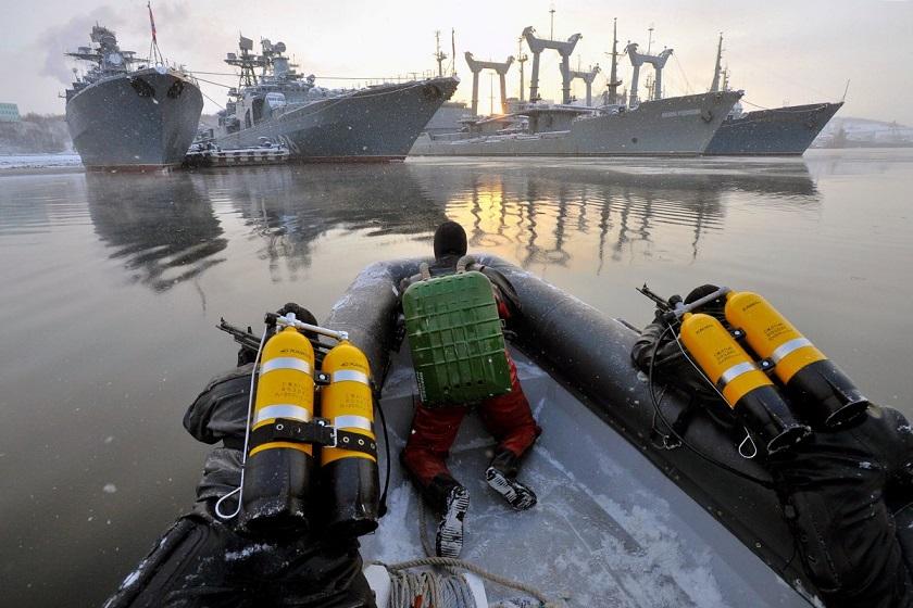 Спецназ ВМФ