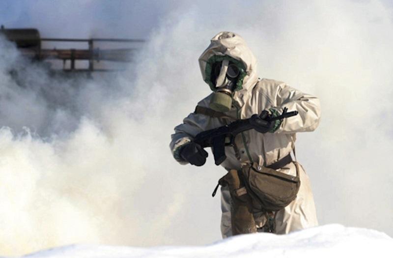 Войска РХБ защиты