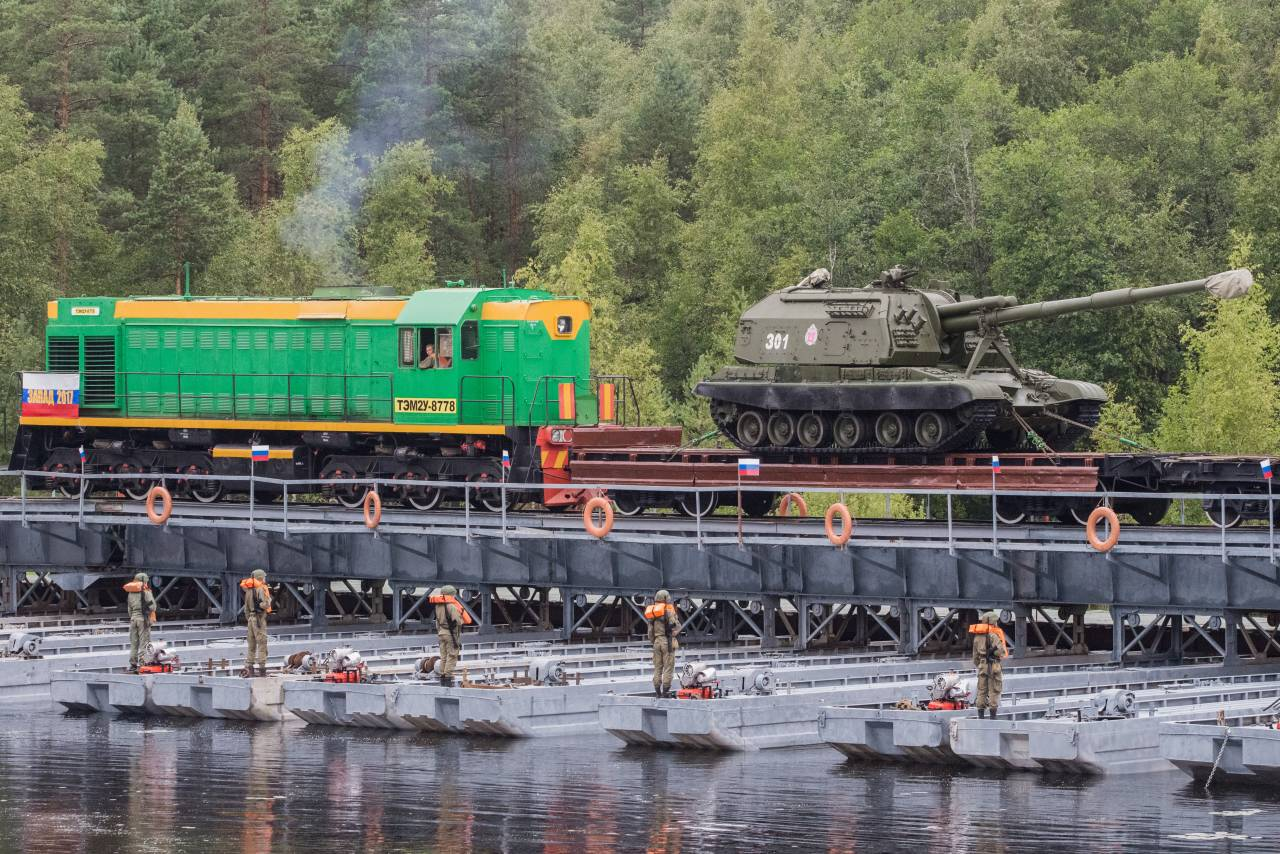 Железнодорожные войска