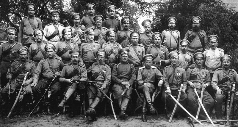 Донской казачий полк